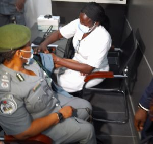 Apapa Customs Command Gets New Clinic, Refurbished Gym Centre