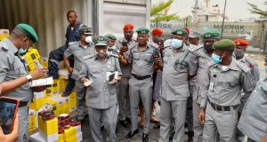 Apapa Customs Intercepts Tramadol, Used Clothing, Others Worth N223m