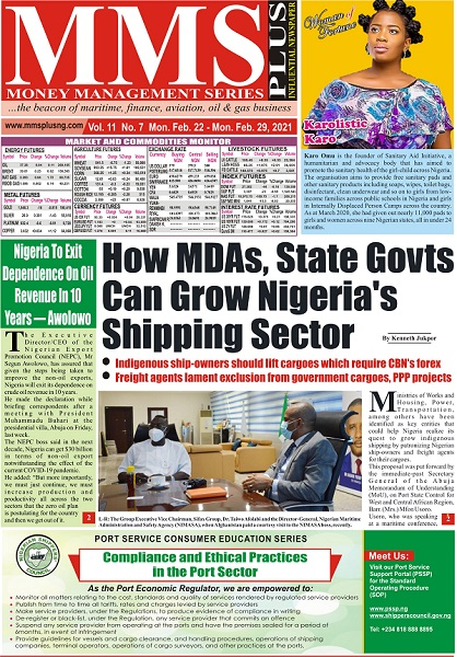 MMS Plus Newspaper Vol 11, No 7