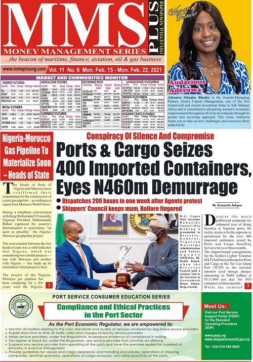 MMS Plus Newspaper Vol 11, No 6