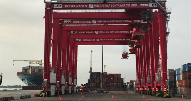 WACT Acquires 15 New Rubber Tyred Gantry Cranes