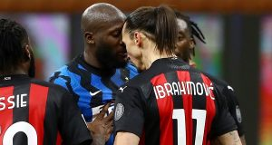 Ibrahimovic, Lukaku rematch as Milan rivals clash for Serie A top spot