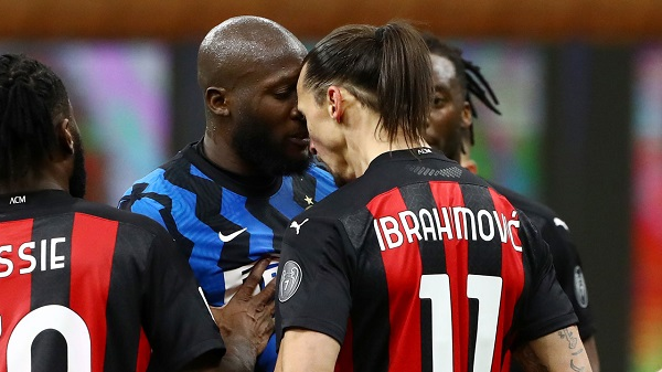 Ibrahimovic, Lukaku rematch as Milan rivals clash for Serie A top spot