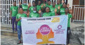 MMS WoFHoF Initiative Marks International Women's Day