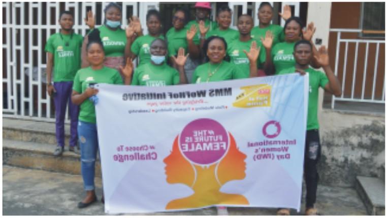 MMS WoFHoF Initiative Marks International Women's Day