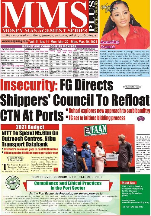 MMS Plus Newspaper Vol 11, No 11