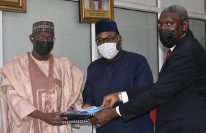 Shippers' Council Receives Dala Inland Dry Port Reviewed Business Report