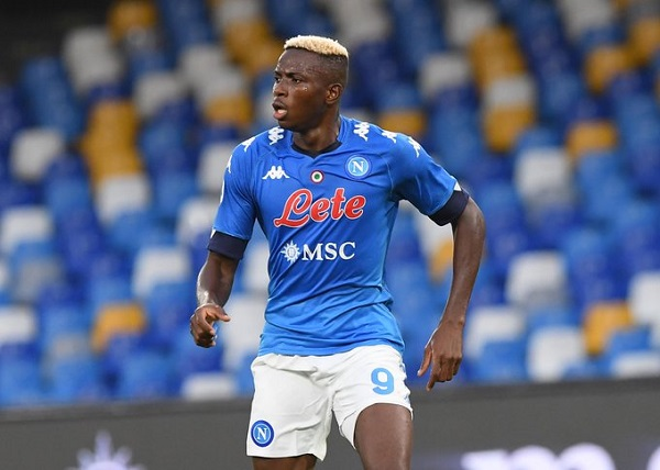 Osimhen scores as Napoli beat Bologna 3-1