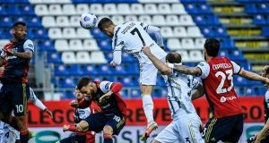 Ronaldo hits back with hat-trick, Inter extend lead