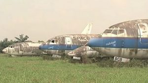Why Nigeria Is Home To Abandoned, Unserviceable Airplanes