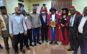 NAGAFF Founder Conferred Grand Fellow Of ITMT