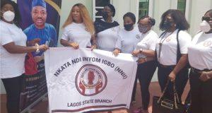 Nkata Ndi Inyom Igbo Visits Odumakin, Chukwuma