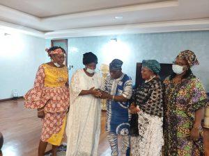 Nigeria's Former President Obasanjo Commends Nkata Ndi Inyom Igbo