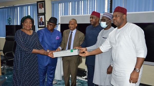 Committee submits report on NIMASA's one-year scorecard