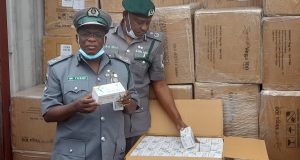 Apapa Customs Generates N65bn In April, Deepens Intelligence Sharing With NDLEA