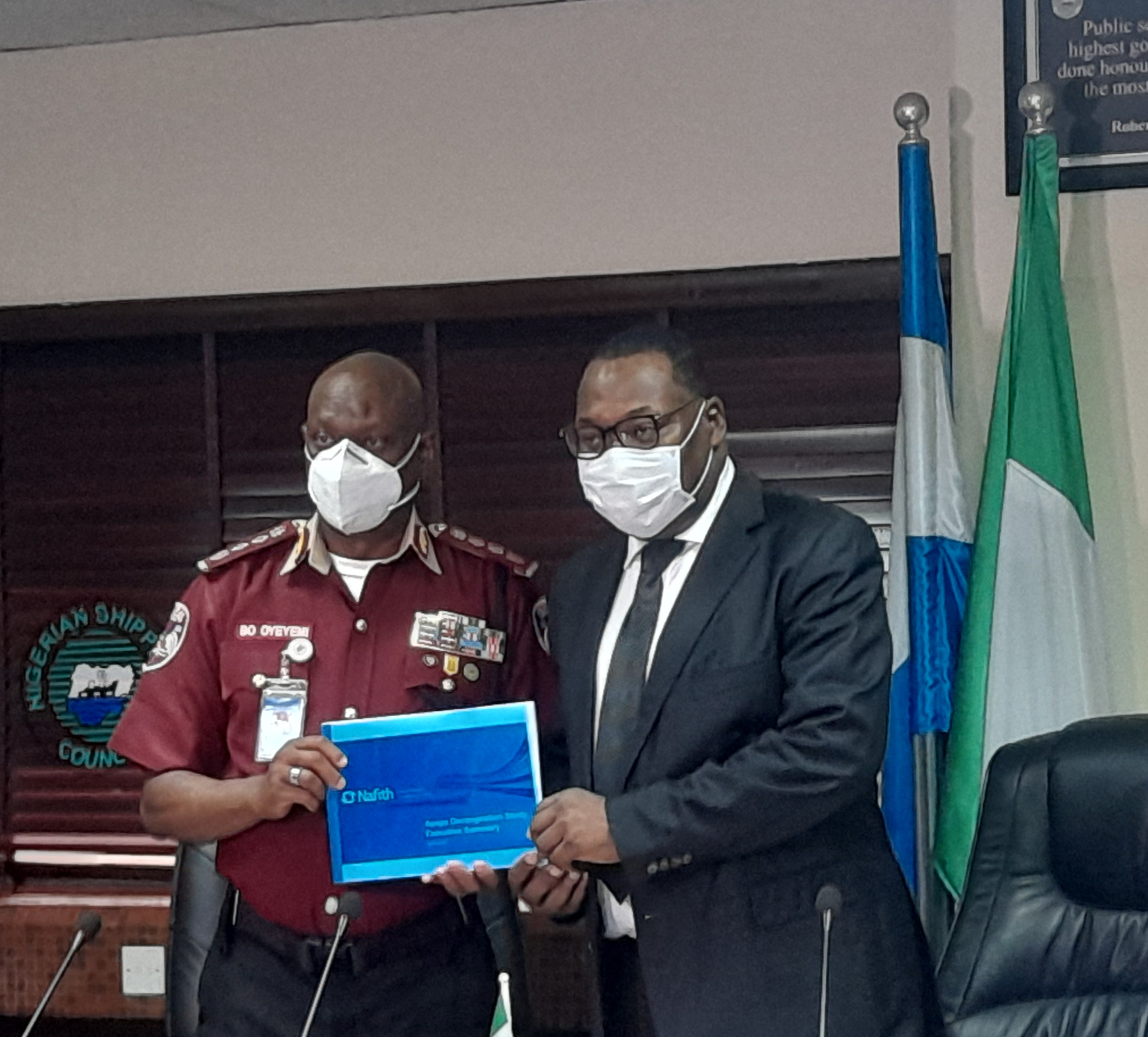 Accidents: FRSC, NSC Plot Solutions To Nigeria's 90% Expired Trucks
