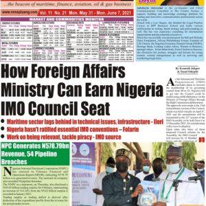 MMS Plus Newspaper Vol 11, No 21