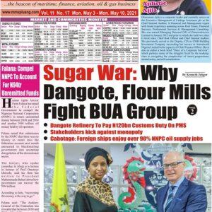 MMS Plus Newspaper Vol 11, No 17
