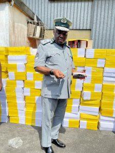 Customs Seize Tramadol Worth N3.7bn At Onne Area II