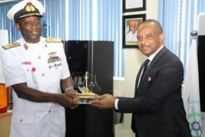 NIMASA To Support STCW, Professional Courses For Navy