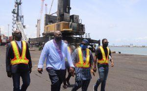 SIFAX Group, Liberian Govt Set For Partnership On Port Development