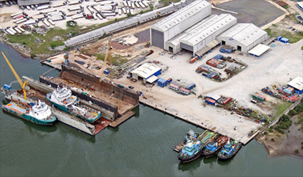 Onne Multipurpose Terminal opens for operations