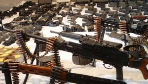 Arms Proliferation And Governance Failure