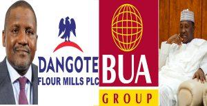 Sugar War : Why Dangote, Flour Mills Fight BUA Group
