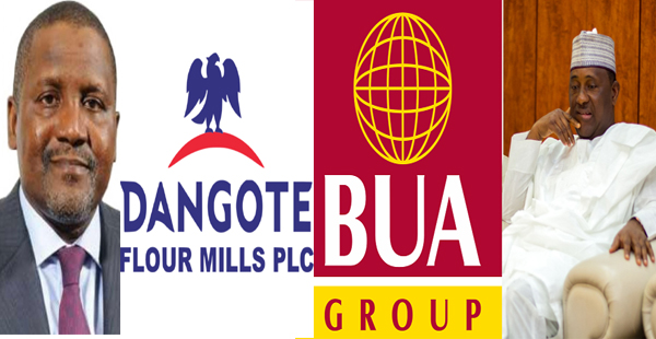 Sugar War : Why Dangote, Flour Mills Fight BUA Group