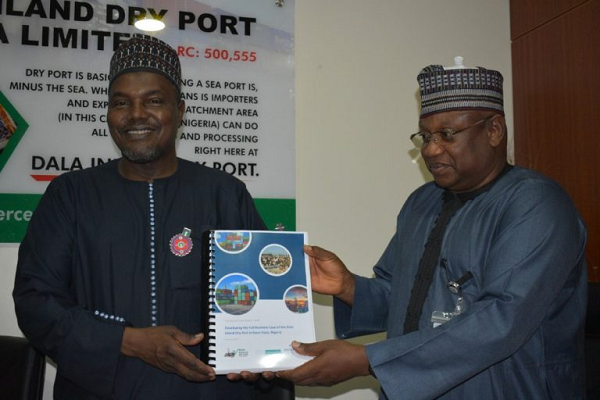Dala Dry Port Attains 65% Completion, Set For Operations Before December