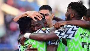 Super Eagles' Austria Winless Jinx Continues, Hold Indomitable Lions To Goalless Draw