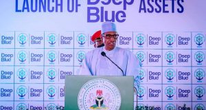 Nigeria Stages War Against Piracy, Loses N2billion As Buhari Visits Apapa