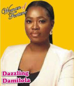 Dazzling Damilola