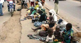 BEARS: Lagos Beggars