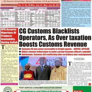 MMS Plus Newspaper Vol 11, No 28