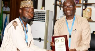 Jime Engages NSC Cooperative Society Executives
