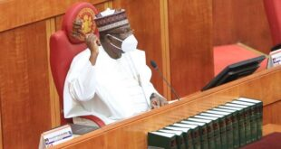 High drama in NASS over electronic transmission of election result