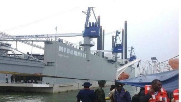 How NIMASA, NPA Arrangement On N50bn Floating Dock Crashed