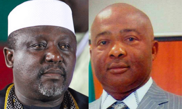 You Can't Blackmail Me Out Of APC, Okorocha Tells Uzodinma