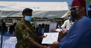 Deep Blue Project Driven by Competent Manpower - NIMASA