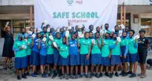SIFAX Trains 200 students