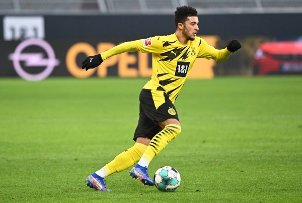 Sancho, the $100 million man, wants to bring trophies back to Man United