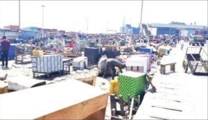 Lagos maritime union members in three-day gun battle over money