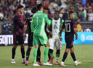 Super Eagles ridiculed Nigeria against Mexico, says Izilien, Babatunde Joseph
