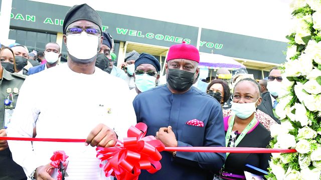 Makinde promises to upgrade Ibadan airport to international standard