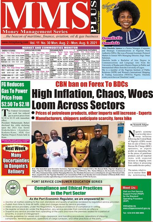 MMS Plus Newspaper Vol 11, No 30