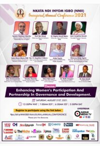 Igbo Women Group To Celebrate First Anniversary With Summit