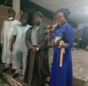 Obasanjo, Iyalode, Anaroke, Others Decorated At Ikeja Club's 55th Anniversary