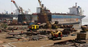 Recycling: How To Do Ship Scrapping Profitably