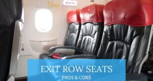 Pros And Cons Of Aircraft Emergency Exit Row Seats
